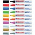 Edding 4000 Ματ χρώματα - Πακέτο των 10