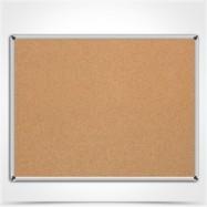 Πίνακας φελλού 45 x 60 μεταλλικό πλαίσιο